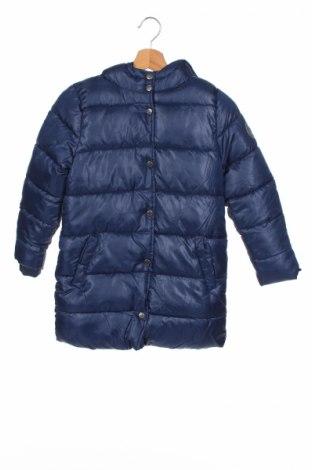 Детско яке Pocopiano, Размер 8-9y/ 134-140 см, Цвят Син, 100% полиестер, Цена 83,21лв.