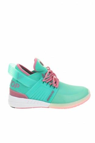 Мъжки обувки Supra, Размер 39, Цвят Зелен, Еко кожа, Цена 67,60лв.