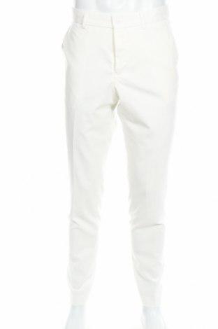 Ανδρικό παντελόνι Lindbergh, Μέγεθος L, Χρώμα Λευκό, Πολυεστέρας, Τιμή 9,37€