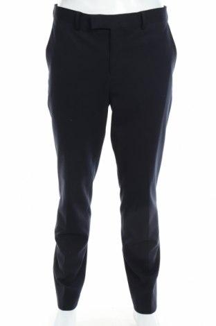 Férfi nadrág Premium By Jack & Jones, Méret L, Szín Kék, 80% poliészter, 20% viszkóz, Ár 5465 Ft