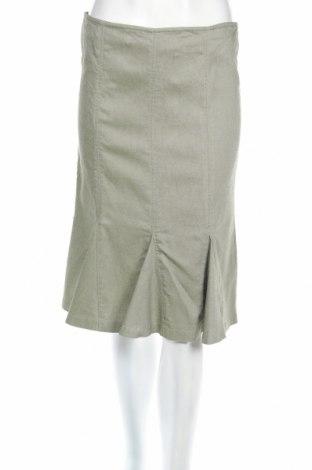 Φούστα Bisou Bisou By Michele Bohbot, Μέγεθος M, Χρώμα Πράσινο, 75% βισκόζη, 22% πολυαμίδη, 3% ελαστάνη, Τιμή 1,98€