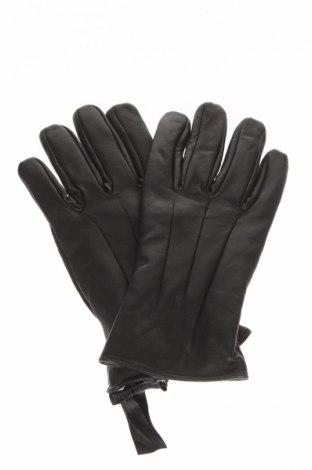 Rukavice  Jack & Jones, Barva Černá, Pravá kůže, Cena  837,00Kč