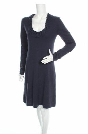 Φόρεμα Allude, Μέγεθος L, Χρώμα Μπλέ, 100% κασμίρι, Τιμή 91,13€