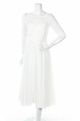 Φόρεμα Swing, Μέγεθος M, Χρώμα Λευκό, Πολυεστέρας, Τιμή 32,48€