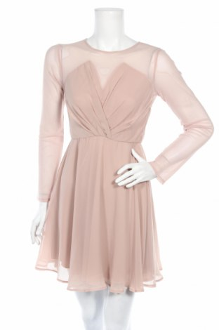 Φόρεμα Tfnc London, Μέγεθος M, Χρώμα Ρόζ , Πολυεστέρας, Τιμή 16,62€