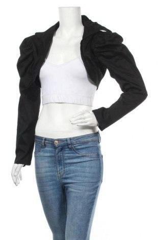 Болеро, Размер L, Цвят Черен, 97% памук, 3% еластан, Цена 17,01лв.
