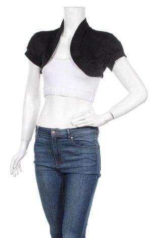 Болеро, Размер M, Цвят Черен, 95% памук, 5% еластан, Цена 4,83лв.