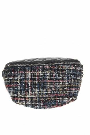 Чанта Glitter, Цвят Многоцветен, Текстил, еко кожа, Цена 28,56лв.