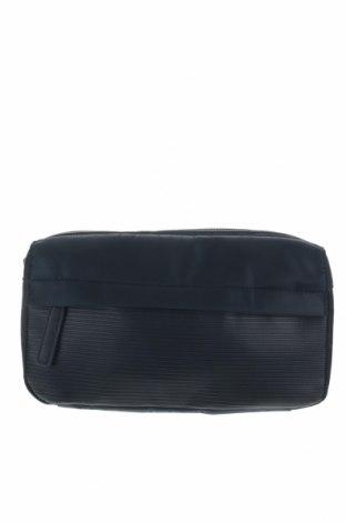 Чанта за кръст Reserved, Цвят Син, Текстил, еко кожа, Цена 23,10лв.