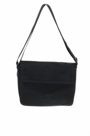 Чанта за лаптоп Reserved, Цвят Черен, Текстил, еко кожа, Цена 23,10лв.