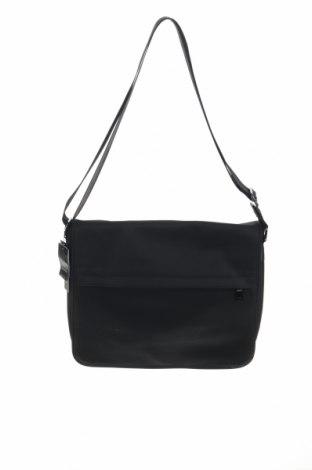 Чанта за лаптоп Reserved, Цвят Черен, Текстил, еко кожа, Цена 30,16лв.