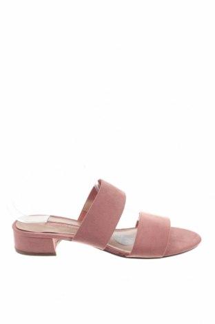 Γυναικείες παντόφλες Dorothy Perkins, Μέγεθος 37, Χρώμα Ρόζ , Κλωστοϋφαντουργικά προϊόντα, Τιμή 15,16€