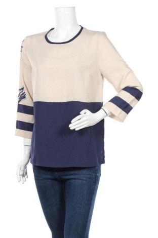Γυναικεία μπλούζα Camomilla, Μέγεθος M, Χρώμα  Μπέζ, Πολυεστέρας, Τιμή 26,68€