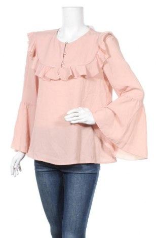 Γυναικεία μπλούζα Camomilla, Μέγεθος L, Χρώμα Ρόζ , 98% πολυεστέρας, 2% ελαστάνη, Τιμή 10,67€