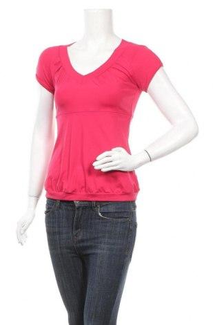 Дамска блуза Casall, Размер S, Цвят Розов, 90% полиамид, 10% еластан, Цена 9,82лв.