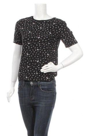 Дамска блуза Catwalk Junkie, Размер M, Цвят Черен, Цена 4,91лв.