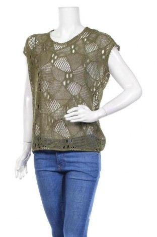 Дамска блуза Cha Cha, Размер S, Цвят Зелен, Цена 4,46лв.