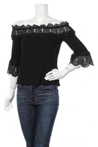 Γυναικεία μπλούζα Cream, Μέγεθος XS, Χρώμα Μαύρο, Βισκόζη, Τιμή 7,73€