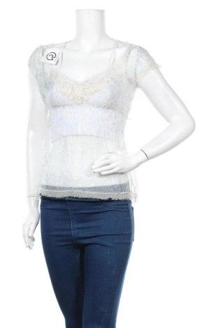 Дамска блуза Elie Tahari, Размер S, Цвят Бял, Коприна, Цена 43,47лв.