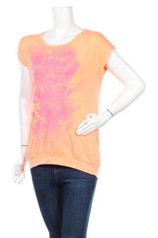 Γυναικεία μπλούζα Energetics, Μέγεθος S, Χρώμα Πορτοκαλί, 62% πολυεστέρας, 34% βισκόζη, 4% ελαστάνη, Τιμή 4,09€