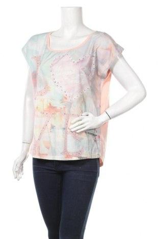 Γυναικεία μπλούζα Frieda & Freddies, Μέγεθος M, Χρώμα Πολύχρωμο, 95% βισκόζη, 5% ελαστάνη, Τιμή 18,93€