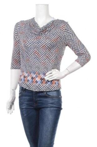 Γυναικεία μπλούζα G.W., Μέγεθος S, Χρώμα Πολύχρωμο, Τιμή 7,73€