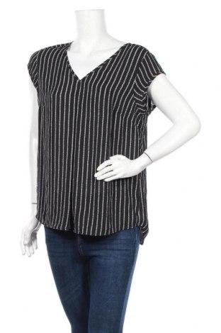 Дамска блуза Halogen, Размер L, Цвят Черен, Полиестер, Цена 11,97лв.