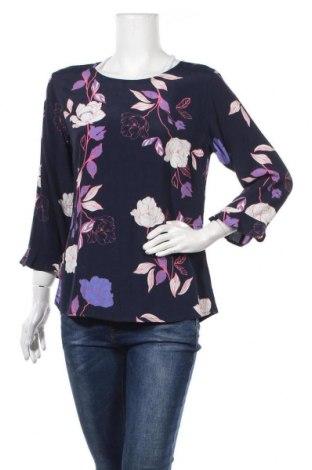 Дамска блуза Hema, Размер M, Цвят Многоцветен, Вискоза, Цена 13,23лв.