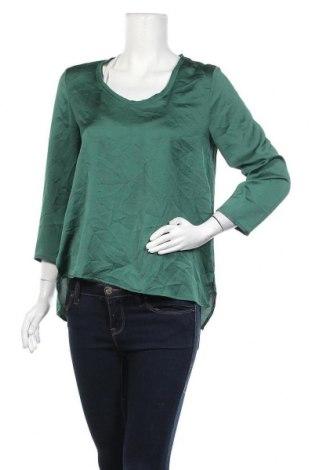 Дамска блуза Imperial, Размер S, Цвят Зелен, Полиестер, Цена 11,34лв.