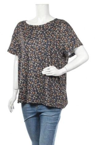 Дамска блуза Luxzuz One Two, Размер XL, Цвят Многоцветен, 92% полиестер, 8% еластан, Цена 8,66лв.