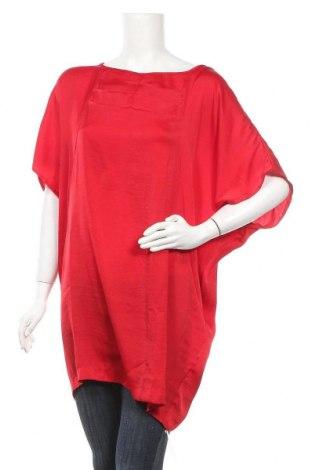 Дамска блуза Margit Brandt, Размер L, Цвят Червен, Полиестер, Цена 17,96лв.