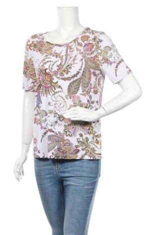 Дамска блуза Peter Hahn, Размер XL, Цвят Многоцветен, 92% вискоза, 8% еластан, Цена 33,92лв.