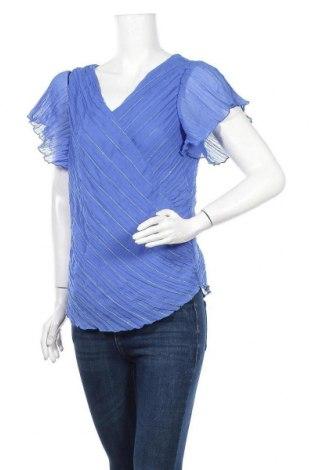 Дамска блуза Silbor, Размер L, Цвят Син, Цена 14,18лв.