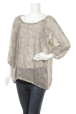 Γυναικεία μπλούζα Soya Concept, Μέγεθος XL, Χρώμα Λευκό, Πολυεστέρας, Τιμή 11,11€