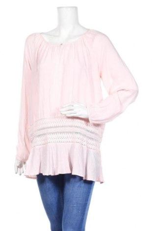 Γυναικεία μπλούζα Soya Concept, Μέγεθος L, Χρώμα Ρόζ , Βισκόζη, Τιμή 4,68€