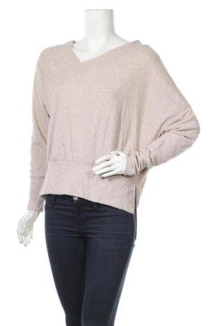 Γυναικεία μπλούζα Stella & Dot, Μέγεθος XS, Χρώμα  Μπέζ, 76% πολυεστέρας, 19% βισκόζη, 5% ελαστάνη, Τιμή 17,86€
