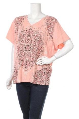 Γυναικεία μπλούζα Style & Co, Μέγεθος 3XL, Χρώμα Ρόζ , Βαμβάκι, Τιμή 11,69€