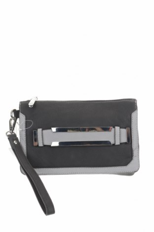 Дамска чанта, Цвят Сив, Еко кожа, Цена 24,41лв.