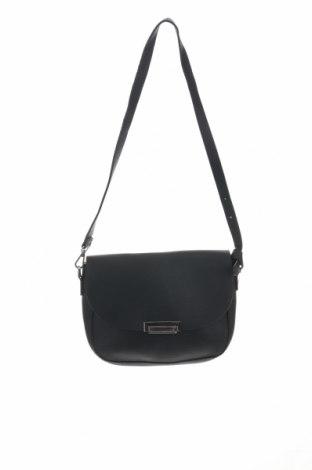 Дамска чанта Reserved, Цвят Черен, Еко кожа, Цена 28,42лв.