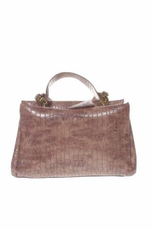 Дамска чанта Axel, Цвят Кафяв, Еко кожа, Цена 32,00лв.