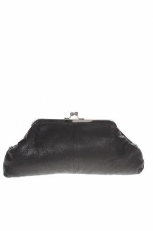 Дамска чанта Bagatt, Цвят Черен, Естествена кожа, Цена 39,00лв.