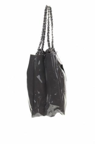 Дамска чанта Camomilla, Цвят Сив, Еко кожа, Цена 37,92лв.