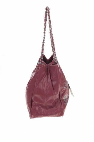 Дамска чанта Camomilla, Цвят Розов, Еко кожа, Цена 37,95лв.