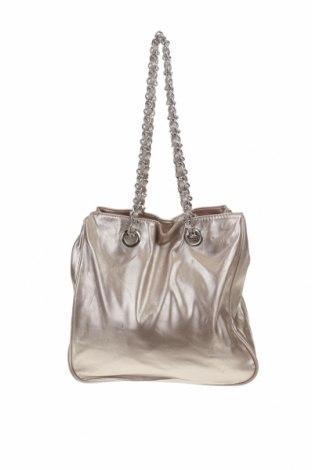 Дамска чанта Camomilla, Цвят Бежов, Еко кожа, Цена 33,12лв.