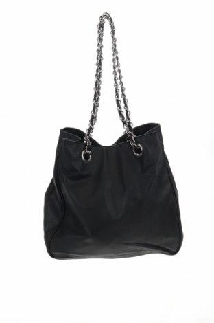 Дамска чанта Camomilla, Цвят Черен, Еко кожа, Цена 35,55лв.