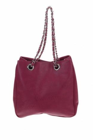 Дамска чанта Camomilla, Цвят Розов, Еко кожа, Цена 22,77лв.