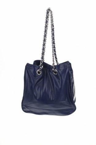 Дамска чанта Camomilla, Цвят Син, Еко кожа, Цена 40,02лв.