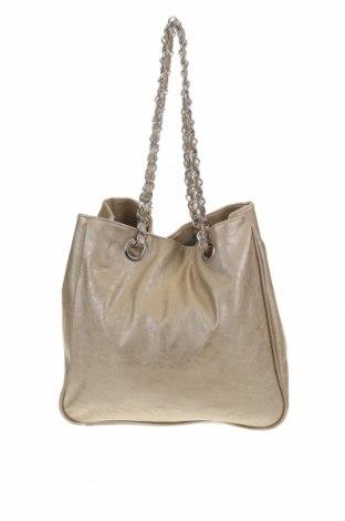 Дамска чанта Camomilla, Цвят Бежов, Еко кожа, Цена 43,45лв.