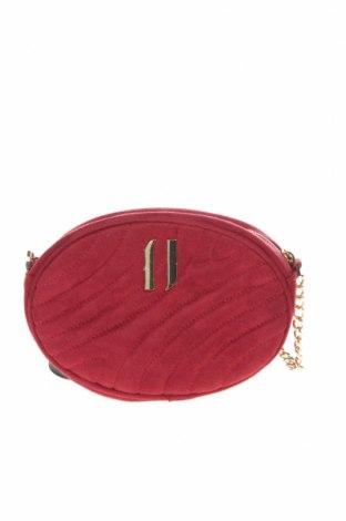 Дамска чанта Cropp, Цвят Червен, Текстил, Цена 27,00лв.