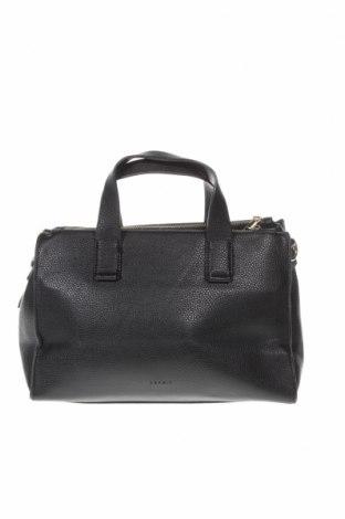 Дамска чанта Esprit, Цвят Черен, Еко кожа, Цена 36,00лв.